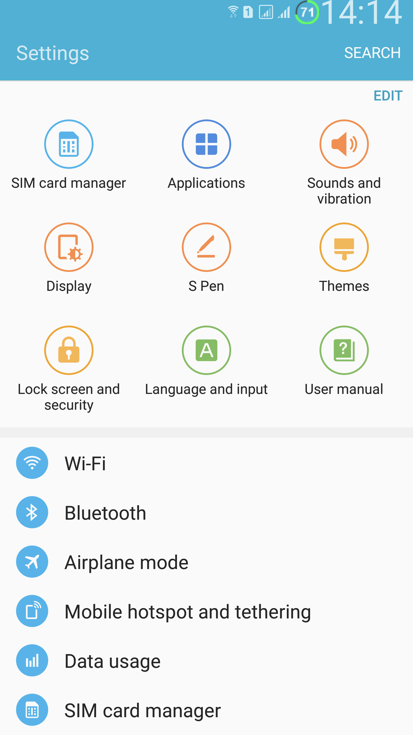SVA ROM Note 5 SM-N9208 Dual Sim